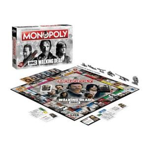 Hasbro Monopoly The Walking Dead