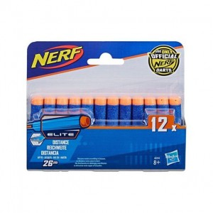 Hasbro Nerf Dardos Elite x12