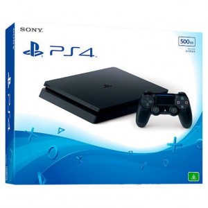 Consola Sony PlayStation 4 PS4 Slim 500 GB