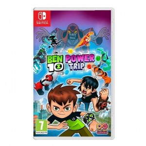 Jogo Ben 10: Power Trip Nintendo Switch