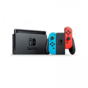 Consola Nintendo Switch V2 Neón Blue/Red