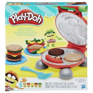 Play-Doh Kitchen Creations - Barbecue de Hambúrguer