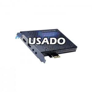 Placa de Captura AverMedia Live Gamer HD 2 USADO (1 ano de garantia)