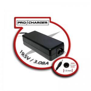 Carregador Compatível Pro Charger HP UltraBook 19.5V 3.08A 60W