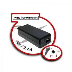 Carregador Compatível Pro Charger Samsung UltraBook 19V 2.1A 40W