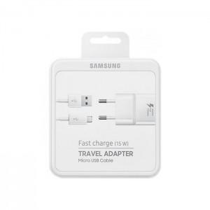 Carregador Samsung Fast Charge (15W) Micro USB