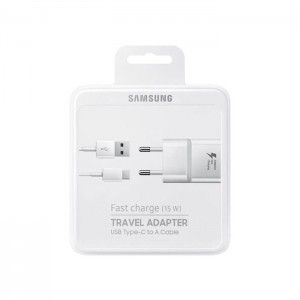 Carregador Samsung Fast Charge (15W) USB Type-C