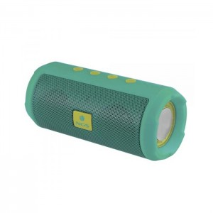 NGS Coluna Bluetooth Roller Tumbler Green
