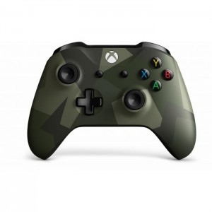 Comando Microsoft Wireless Controller Xbox One Armed Forces II Special Edition