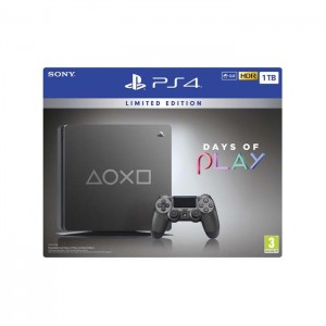 Consola Sony PlayStation 4 PS4 1TB Days of Play 2019 Limited Edition