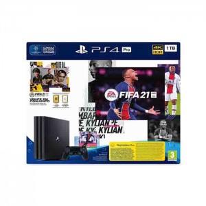 Consola Sony PlayStation 4 PS4 Pro 1TB + FIFA 21