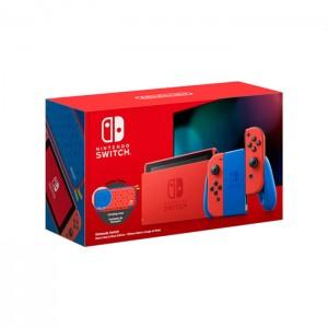 Consola Nintendo Switch Mario Red & Blue Edition