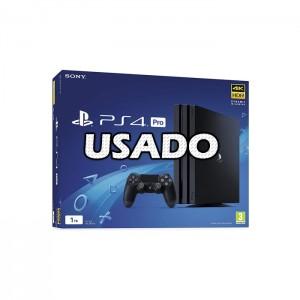 Consola Sony PlayStation 4 PS4 Pro 1TB + Jogo USADO