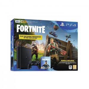 Consola Sony Consola PlayStation 4 PS4 Slim 500GB + Fortnite