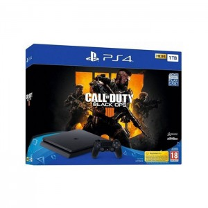 Consola Sony PlayStation 4 PS4 Slim 1TB + Call of Duty: Black Ops 4