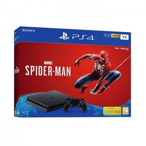 Consola Sony PlayStation 4 PS4 Slim 1TB + Spider-Man