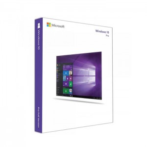 Microsoft Windows 10 Pro 64-bit PT OEM Digital
