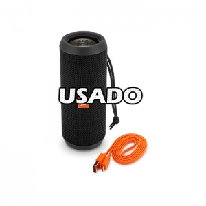 Coluna JBL Flip 3 Stealth Edition USADA