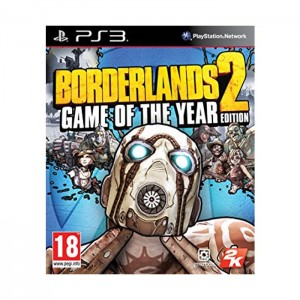 Borderlands 2 Game of The Year Edition PS3 Usado