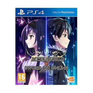 Accel World vs Sword Art Online PS4