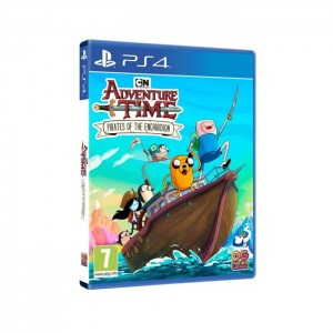 Adventure Time: Pirates of The Enchiridion PS4