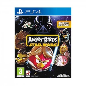 Angry Birds Star Wars PS4 Usado