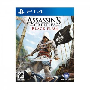 Assassin's Creed IV Black Flag PS4