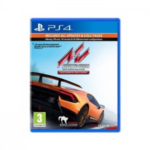 Assetto Corsa Ultimate Edition PS4