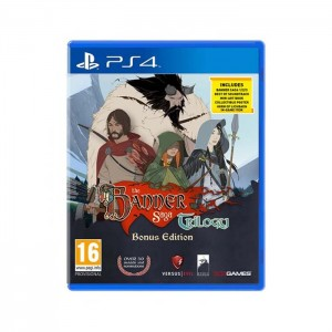 Banner Saga Trilogy Bonus Edition PS4