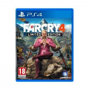 Farcry 4 Limited Edition Xbox One Usado