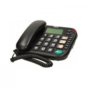 Telefone Fixo Maxcom KXT480 Black