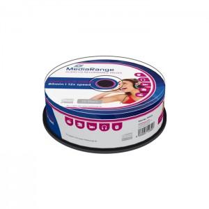 MediaRange Audio CD-R 700MB 80min 12x