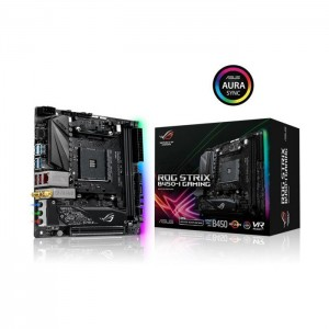 Motherboard Asus ROG Strix B450-I Gaming Skt Am4