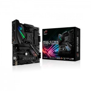 Motherboard Asus ROG Strix X470-F Gaming Skt Am4
