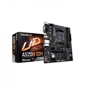 Motherboard Micro-ATX Gigabyte A520M S2H