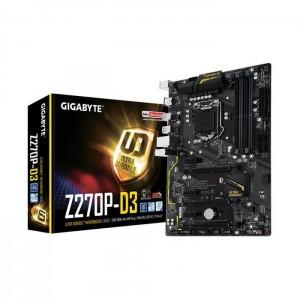Motherboard ATX Gigabyte Z270P-D3 Skt 1151 7ª Geração
