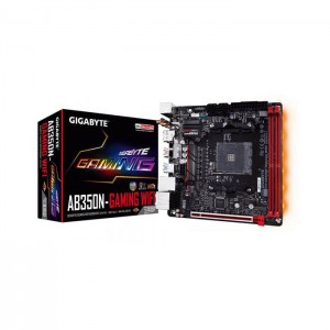 Motherboard Mini Itx Gigabyte GA-AB350N Gaming WIFI Skt 1151 8ª Geração