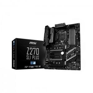 Motherboard ATX MSI Z270 SLI Plus Skt 1151 7ª Geração