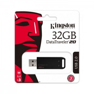 Pen Drive Kingston DataTraveler 20 32GB