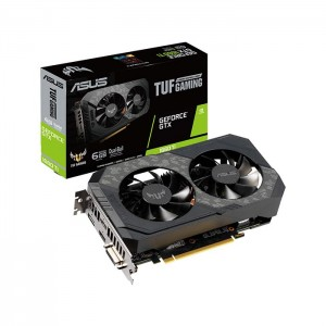 Placa Gráfica Asus GeForce GTX 1660 TUF TI Gaming OC 6GB GDDR6