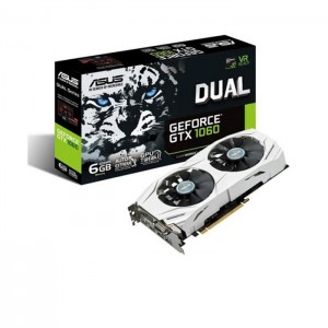 Placa Gráfica Asus GeForce GTX1060 Dual 6GB GDDR5