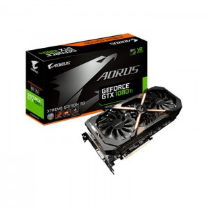 Placa Gráfica Gigabyte GeForce GTX1080 TI Xtreme Edition 11GB GDDR5 (PCI-E)