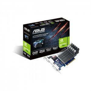 Placa Gráfica Asus GeForce GT710 2GB DDR3 (PCI-E)
