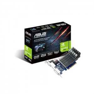 Placa Gráfica Asus GeForce GT710 2GB DDR5 (PCI-E)