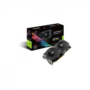 Placa Gráfica Asus GeForce GTX1050 TI Strix OC 4GB GDDR5 (PCI-E)