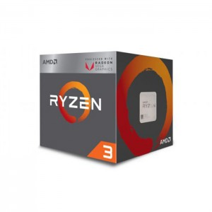 AMD Ryzen 3 2200G 3.5GHz 6MB Skt AM4