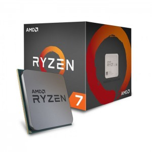 AMD Ryzen 7 2700 Octa-Core 3.2GHz c/ Turbo 4.1GHz 20MB Skt AM4