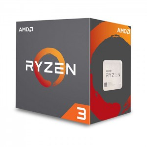 AMD Ryzen 3 1200 3.1GHz 8MB Skt AM4