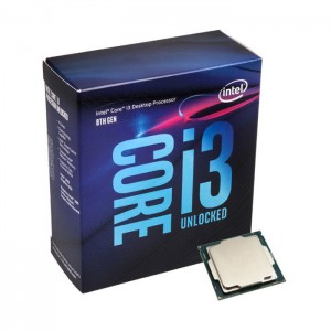 Intel Core i3-8350K 4.0GHz 8MB Skt1151
