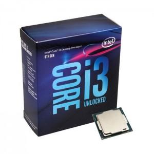Intel Core i3-8350K 4.0GHz 8MB Skt1151